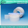 China Supplier Baby Diaper Raw Material PP Frontal Tape Side Tape