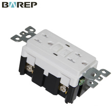 15A 125v Electrical gfci receptacle custom cul certificated socket