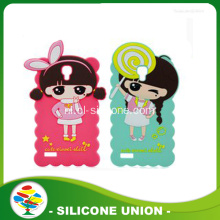 Aangepaste Cartoon Design silicone GSM Cartoon Sets