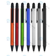 Hot Sale Hexagonal Aluminum Stylus Ball Pen