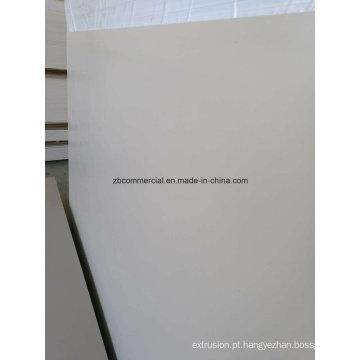 Placa da espuma da placa WPC da espuma da madeira do PVC da placa da espuma do PVC da placa da espuma