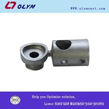 Pièces certifiées ISO certifiées OEM pièces en alliage d'acier