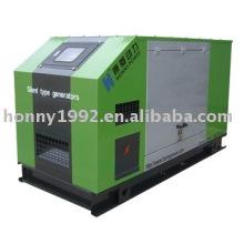 Génératrices Diesel Silencieux 50kW 62.5kVA 50Hz
