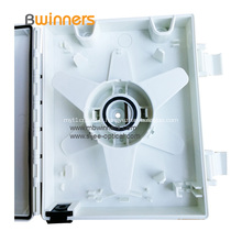 Fixation murale FTTH IP 65 Demarcation Cable Box 1 Port