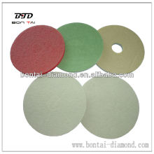 Almohadilla de fibra de diamante