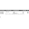 EMBREAGEM DE VENTILADOR AUTOMÁTICO DE REFRIGERAÇÃO PARA HI-LUX 1KZ 3000CC