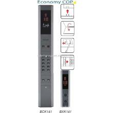 Elevator car operation panel, Economy COP