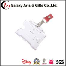 Titular de la tarjeta de identificación práctica con elemento de amarre