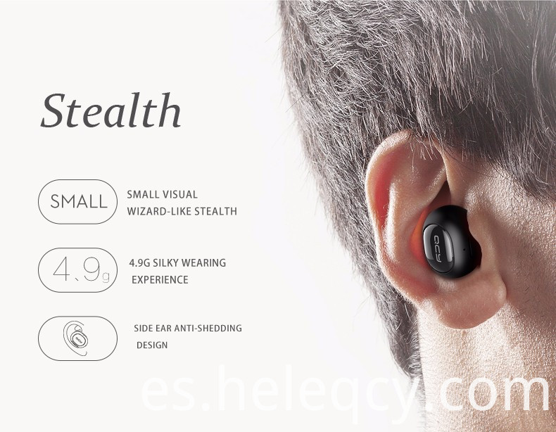 Mono Bluetooth Headphone
