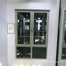 Glass Aluminum Windows casement Aluminum sliding Hinged Doors Prices for Nigeria market Africa India Pakistan