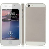 4.0 Inch Touch Screen Android Mobile Phone 3G (WCDMA) GSM Mtk6577 Phone 5 (I5)