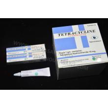 TETRACYCLINE 1% EYE OINTMENT