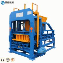 Bloque de ladrillo de la pavimentadora de pavimentación automática que hace el equipo de la maquinaria de China