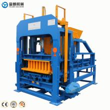 Bloco de tijolo de pavimentação de pavimentação de estrada automática que faz equipamentos de máquinas da China