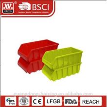 Plasitc stackable tool basket(2pcs)