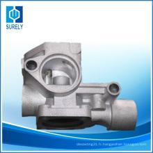 Métal de haute qualité pour les pièces d'automobiles en fonte d'aluminium