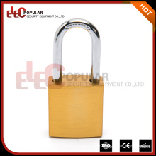Elecpopular Made In China 41mm Lock Body Fashion Square Cor Segurança Alumínio cadeado EP-8521A