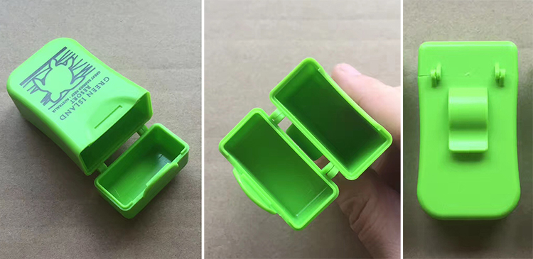disposable ashtray