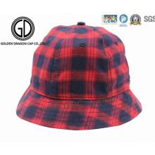 Moda Design moderno Chapéu de balde de listras verticais de qualidade superior