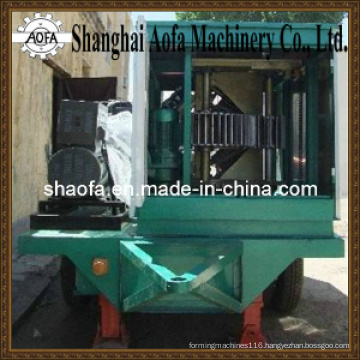 No-Girder Arch Type Cold Roll Forming Machine (AF-K120)