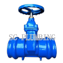 Resilient Seated Gate Valves Nrs Socket Ends DIN3352