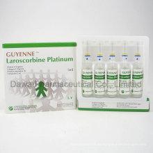 Colágeno y vitamina C inyectable 0.5 g/5 ml