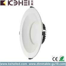 Rekommenderad LED Downlights 10 tum 240 mm rent vit