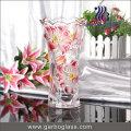 Decoración para el hogar Lily Design Glass Vase