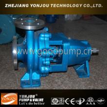 Ih Pompe centrifuge à eau à aspiration unique / Pompe centrifuge à l'acier inoxydable