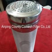 400Micron Stainless Steel Mesh Beer Keg Cylinder