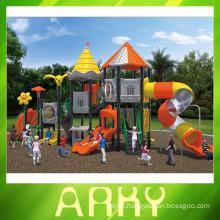 2015 used kids outdoor beautiful city playground equipment