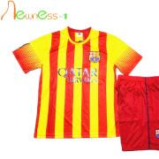 Custom 2014 World Cup Soccer Jersey Football costume