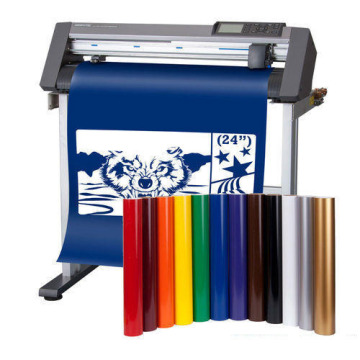 Removable Cutting Vinyl FIilm Roll For Plotter