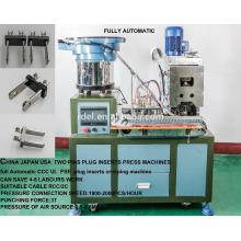 automatic Europ plug press insert Machine
