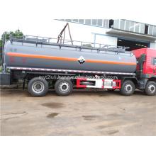 6x4 25000liter oil truck fuel tanker truck