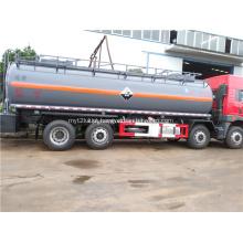 Caminhão petroleiro do combustível do caminhão do óleo do caminhão de 6x4 25000liter