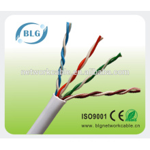 0.4mm BC/CU/CCS/CCA CAT5 cable lan network cable for ethernet