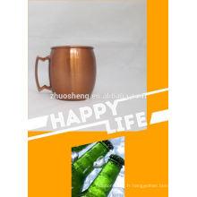 logo personnalisé de grande qualité vente chaude portable tasses à café