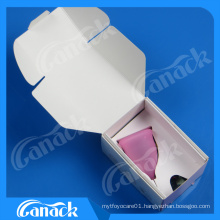 Medical Lady Menstrual Cup Ce Approved