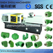 Durable PPR pipe fitting small plastic injection molding machine price
