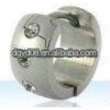 (WS895)Fashion 316L Stainless steel Double Men Earrings