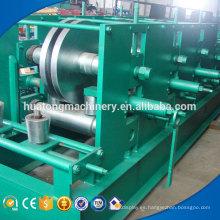 Fabricación de la máquina formadora de rollos de canal de lámina de acero.