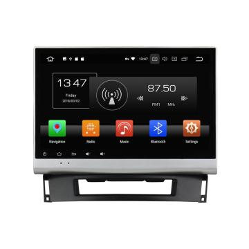 Android 8.0 car dvd gps สำหรับ Astra J 2011-2014