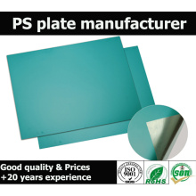 High Quality Free Sample PS Plate for Offset Printing