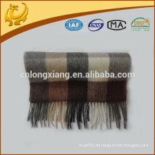 100% Kaschmir Material Großhandel Kaschmir Schal Fabrik China