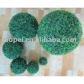 Bola artificial da grama / bola artificial plástica decorativa da grama do Boxwood