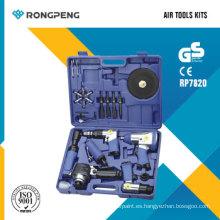 Kits de herramientas neumáticas Rongpeng RP7820 20PCS