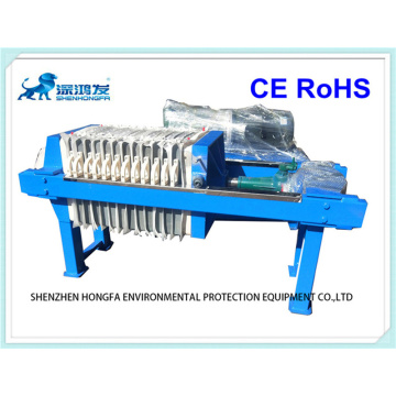 High-Quality Small Filter Press for Laboratory