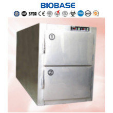 Mortuary Freezer Corpse Refrigerator for 2 Bodies, Digital Display