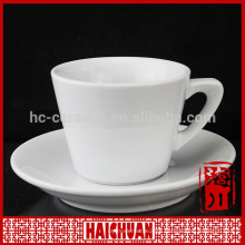 Factory direct cup and saucer, fine bone china cup and saucer